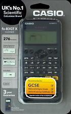 Casio FX-83GTX Full Scientific Calculator 276 Functions GCSE A-Levels Exams