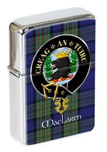 Maclaren Scottish Clan Flip Top Lighter