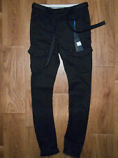 G-STAR RAW CL NEW ARMY CHINO TAPERED WOMENS PANTS 100% WOOL  size 27-32 NEW
