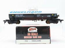 HO Scale Atlas 1702 ACFX Engelhard Chemical Tank Car #71865