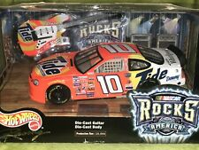 Nascar Rocks America #10 Tide 1999 With Mini Guitar Backroom shelf
