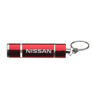 OEM NEW Genuine Nissan Key Chain Light Up Flash Light