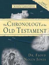 NEW! Chronology of the Old Testament by Floyd Nolen Jones GENESIS  PROPHECY