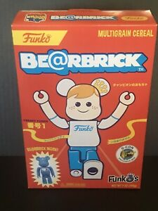 Funko x Medicom Bearbrick Cereal DesignerCon 2018 Exclusive. Limited to 3000.