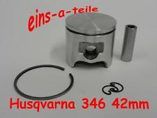 Kolben passend für Husqvarna 346 42mm NEU Top Qualität