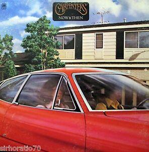 The CARPENTERS Now & Then  LP 1973 - Triple Gatefold
