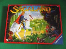 * Sagaland * von Ravensburger, Ausgabe von 1994