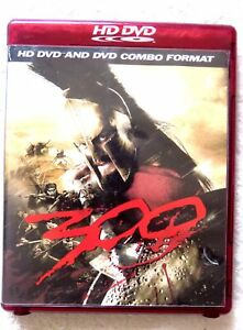 13334 HD DVD - 300 (HDDVD / DVD Combo Format)  2007  113764