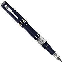 Marlen Lex Fountain Pen | Italian Resin, Silver | dedicated to Legal Profession