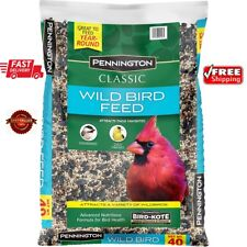 New listing Pennington Classic Wild Bird Feed and Seed. Bag, Great To Feed Year-Round (New)