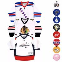 NHL Official REEBOK Replica Jersey Collection Toddler Boys Girls Youth Sizes