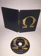 Steelbook W/ God of War: Ascension Collector's Edition Playstation 3 PS3 Game