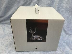Swarovski Box for SCS 1994 Inspiration Africa Kudu DO1X941B
