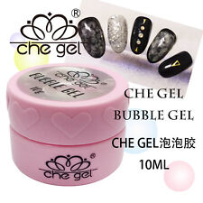 10ml CHE Gel Nail Art Bubble Gel For Nail Tips Decoration Design LED Diluent Gel