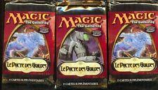 MTG MAGIC  3  BOOSTERS LE PACTE DES GUILDES