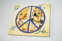 Peace - Happy People (Deluxe Edition) (2015) SIGNED/AUTOGRAPHED CD