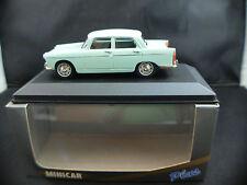 Minicar Plus n° 01 007 Peugeot 404 1973 1/43 neuf en boite/boxed