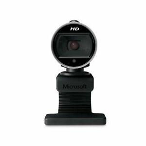 Microsoft LifeCam Cinema Model 1393 720p HD Auto Focus Wide Screen USB Webcam