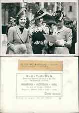 Paris, Longchamp, le prix Daru Vintage silver print Tirage argentique