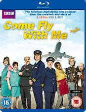 COME FLY WITH ME - SERIES 1  - BLU-RAY - REGION B UK