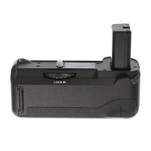 Pro Vertical Power Battery Grip 2.4G w/ Remote Controller For Sony A6500 Camera