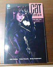 CATWOMAN VOL 4 THE ONE YOU LOVE DC NEW Trade PB