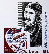 LOUIS BLERIOT   Yt 1709 FRANCE FDC Enveloppe Lettre 1° jour