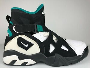 "Nike Air Unlimited ""DAVID ROBINSON"" Men's size 10.5 - Emerald/Black 889013-001"