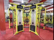 Life Fitness Synergy 360 Xl Group Functional Trainer Training Gym