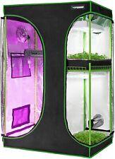 Vivosun 2-in-1 48�x36�x72� Mylar Reflective Grow Tent for Indoor Hydroponic Grow