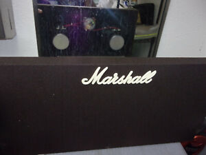 Marshall Lot of 3 Speakers Baffle from a AS50D 50 Watt Acoustic Guitar Amplifier