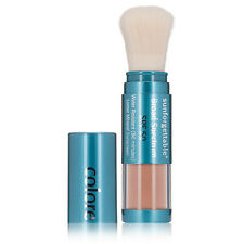 Colorescience Sunforgettable Brush On Sunscreen SPF 50 - Loose Powder - Deep
