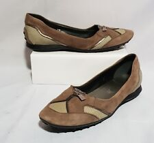 TODS Loafers Driving Shoes Flats Size 37