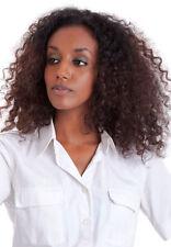 "12"" - 14"" Black Diamond Machine-Weft Somalian Wave Human Remi Hair Extension"