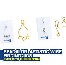 Beadalon Artístico de alambre hallazgos forma Jigs para hacer su propio Hallazgos Joyería