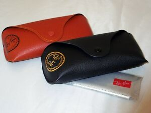 Ray-Ban Eyeglass & Sunglass Cases New!