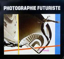 cinema et photographie futuristes