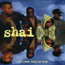 Shai - If I Ever Fall in Love [New CD]