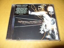 Terminal Function - Measuring The Abstract (2008) 8 Tracks cd New & Sealed