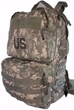 ACU MOLLE Rucksack With Frame Medium 8465-01-f00-8677 MOLLE ACU Backpack Excelle