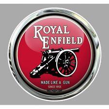 ROYAL ENFIELD Trompe-l'oeil Sticker vinyle laminé