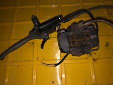 2000 Skidoo Mxz 500 snowmobile Brake Assembly Caliper Master Cylinder