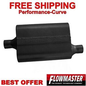 "Flowmaster Delta Flow 40 Series Muffler C/O 2"" - 942042"