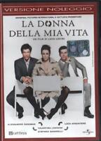 LA DONNA DELLA MIA VITA DVD