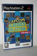 Ps2 Capcom Classics Collection Volume 2 - completo tanti Capolavori Vol.2