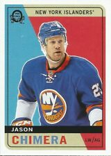 Jason Chimera #141 - 2017-18 O-Pee-Chee - Base Retro