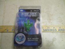 New Wizkids Heroclix Star Trek Attack Wing RIS Talvath Miniature Expansion Pack