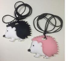Hedgehog Sensory Chew Breakaway Clasp Autism SEN ADHD Biting Aid Special Needs