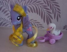 My Little Pony FiM G4 Single Brushable Pony *Lily Blossom* & Pet 2011 VHTF UK
