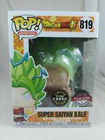 funko pop vinyl animation dragonball z super saiyan kale chase no.819